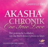 Akasha Chronik - One True Love, 2 Audio-CDs