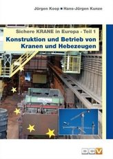 Sichere Krane in Europa. Tl.1