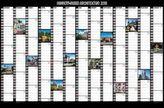 Hundertwasser Jahresplaner Architektur 2018