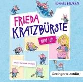 Frieda Kratzbürste und ich, 1 Audio-CD