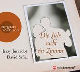 Die Liebe sucht ein Zimmer, 1 Audio-CD