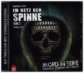 Mord in Serie - Im Netz der Spinne - Teil 2, 1 Audio-CD