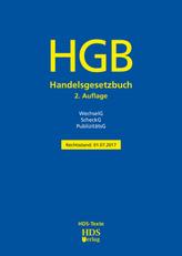 HGB: Handelsgesetzbuch