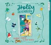 Holly Hexenbesen zaubert Chaos in der Schule, 2 Audio-CDs
