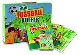 Mein Fußballkoffer: Stickeratlas - 30 Trainingskarten - Poster - Malbuch