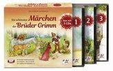 Die schönsten Märchen der Brüder Grimm, 3 Audio-CDs