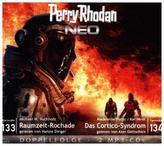 Perry Rhodan NEO - Raumzeit-Rochade / Das Cortico-Syndrom, 2 MP3-CDs
