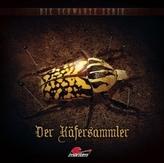 Schwarze Serie - Der Käfersammler. Folge.8, 1 Audio-CD