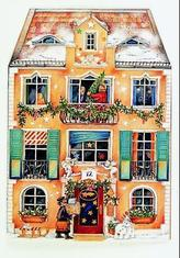 Im Weihnachtshaus. In the Christmas House. Dans la maison de Noel