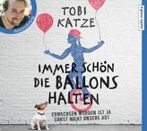 Immer schön die Ballons halten, 6 Audio-CDs
