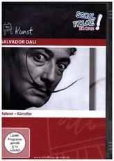 Salvador Dali, 1 DVD