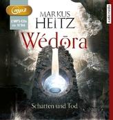 Wédora Schatten und Tod, 2 MP3-CDs
