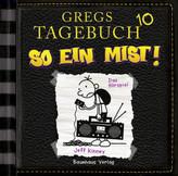 Gregs Tagebuch 10 - So ein Mist!, Audio-CD