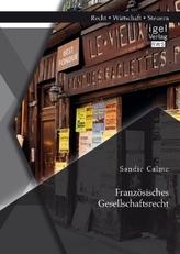Französisches Gesellschaftsrecht