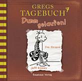 Gregs Tagebuch 7 - Dumm gelaufen!, Audio-CD