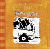 Gregs Tagebuch 9 - Böse Falle!, Audio-CD