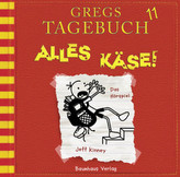 Gregs Tagebuch 11 - Alles Käse!, Audio-CD