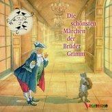 Die schönsten Märchen der Brüder Grimm. Tl.2, 1 Audio-CD