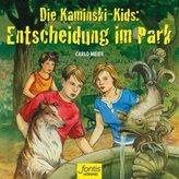Die Kaminski-Kids - Entscheidung im Park, Audio-CD