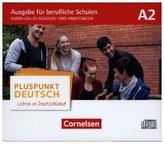 4 Schülerbuch-Audio-CDs und Arbeitsbuch-Audio-CDs im WAV-Format