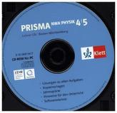 8./9. Schuljahr, Physik, Lehrerhinweise auf CD-ROM