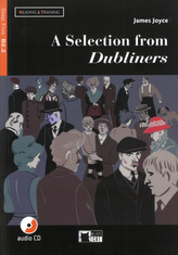 A Selection from Dubliners, w. Audio-CD