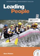 Leading People B2-C1, w. Audio-CD