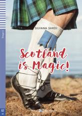 Scotland is Magic!, w. Audio-CD