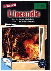 L'incendio, 1 MP3-CD