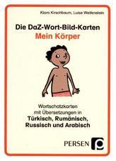 Die DaZ-Wort-Bild-Karten: Mein Körper