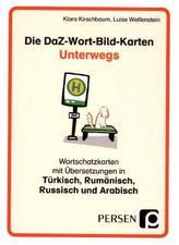 Die DaZ-Wort-Bild-Karten: Unterwegs