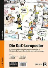 Die DaZ-Lernposter