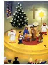 BENs Weihnachtsposter