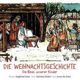 Die Weihnachtsgeschichte, Ein Singspiel, 1 Audio-CD