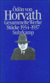 Stücke 1934-1937