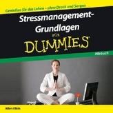 Stressmanagement-Grundlagen für Dummies, Audio-CD