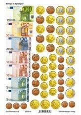 EURO-Spielgeld bis 100, 10 Bogen