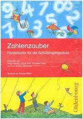 Zahlenzauber Förderkartei für die Schuleingangsstufe, 1. Schuljahr