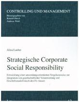 Strategische Corporate Social Responsibility