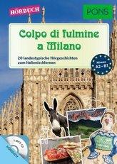 Colpo di fulmine a Milano, 1 MP3-CD