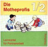 1./2. Schuljahr - Lernkartei für Partnerarbeit