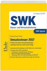 SWK-Spezial Umsatzsteuer 2017 (f. Österreich)