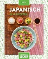 Einfach lecker: Japanisch in 4 Zutaten