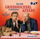Grießnockerlaffäre, 1 Audio-CD