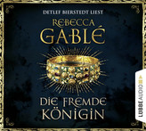 Die fremde Königin, 12 Audio-CDs