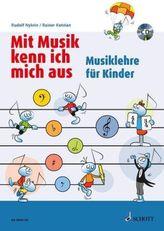 Mit Musik kenn ich mich aus, m. Audio-CD. Bd.1