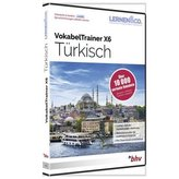 VokabelTrainer X6 Türkisch, CD-ROM