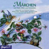 Märchen von Feen, Elfen und Kobolden, 1 Audio-CD