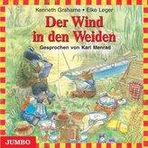 Der Wind in den Weiden, 1 Audio-CD