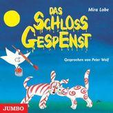 Das Schlossgespenst, 1 Audio-CD